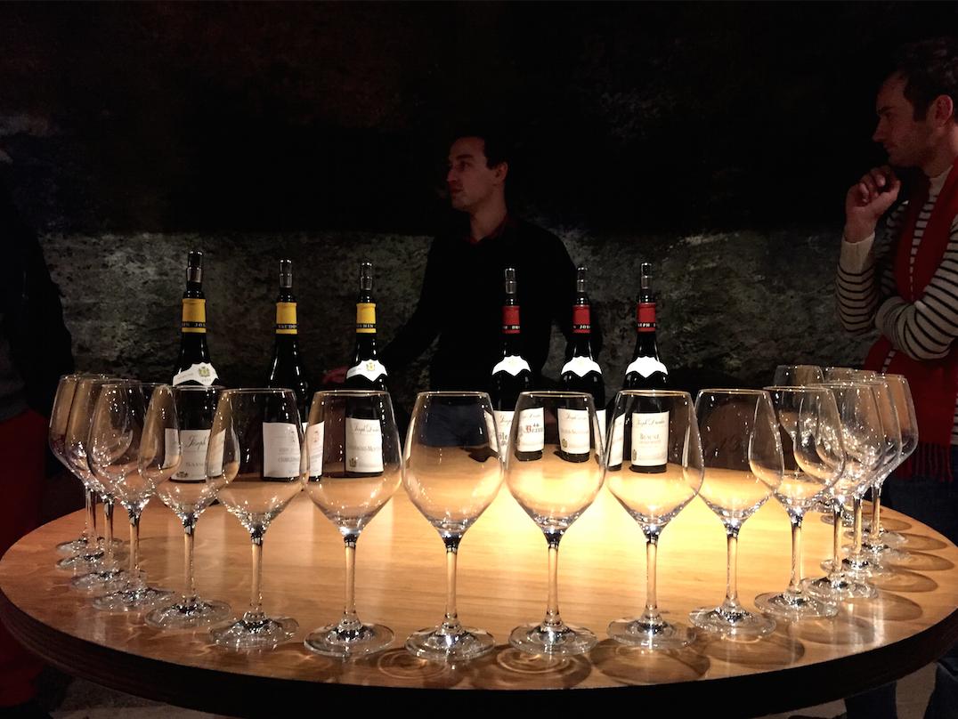 Lost in Wine - Joseph Drouhin 8