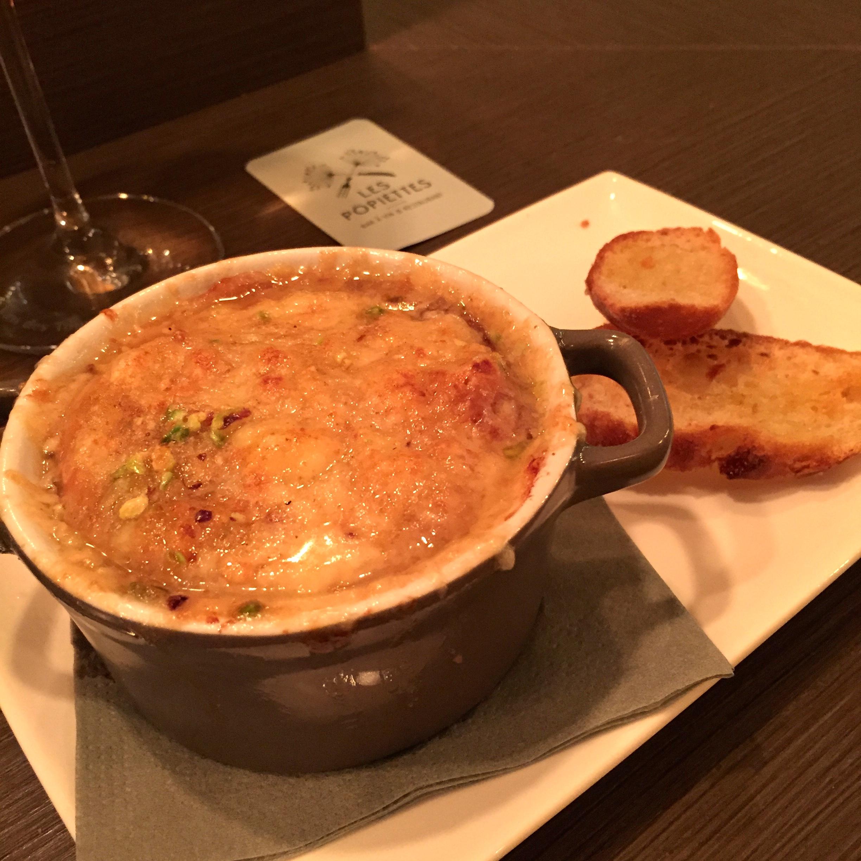 LIW Les Pôpiettes - soupe à l'oignon