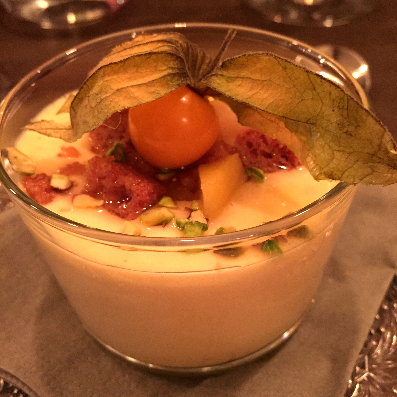 LIW Les Pôpiettes - Tiramisu fruit exotique et pain d'épices