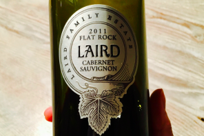 Laird family estate – flat rock cabernet sauvignon 2011