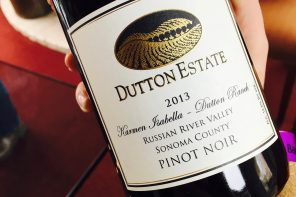 Dutton Estate Winery – de la pomme aux raisins!