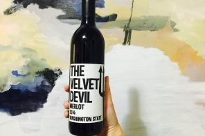 Charles Smith Wines – The Velvet Devil 2014